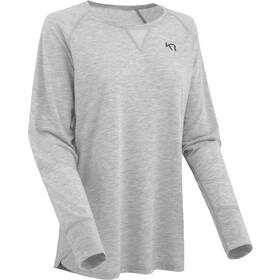 Kari Traa Maria Longsleeve Shirt Women grey